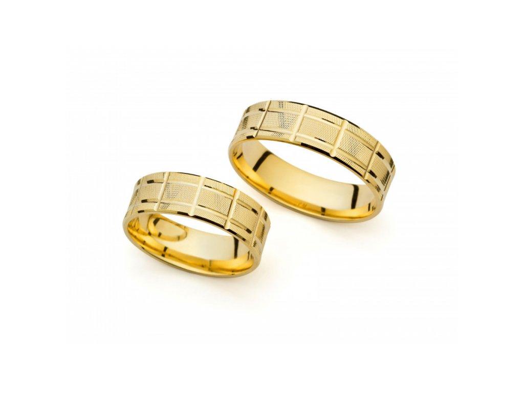 Snubní prsteny PM6275