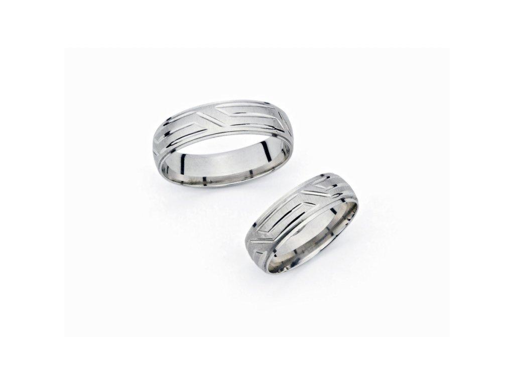 Snubní prsteny PM6310