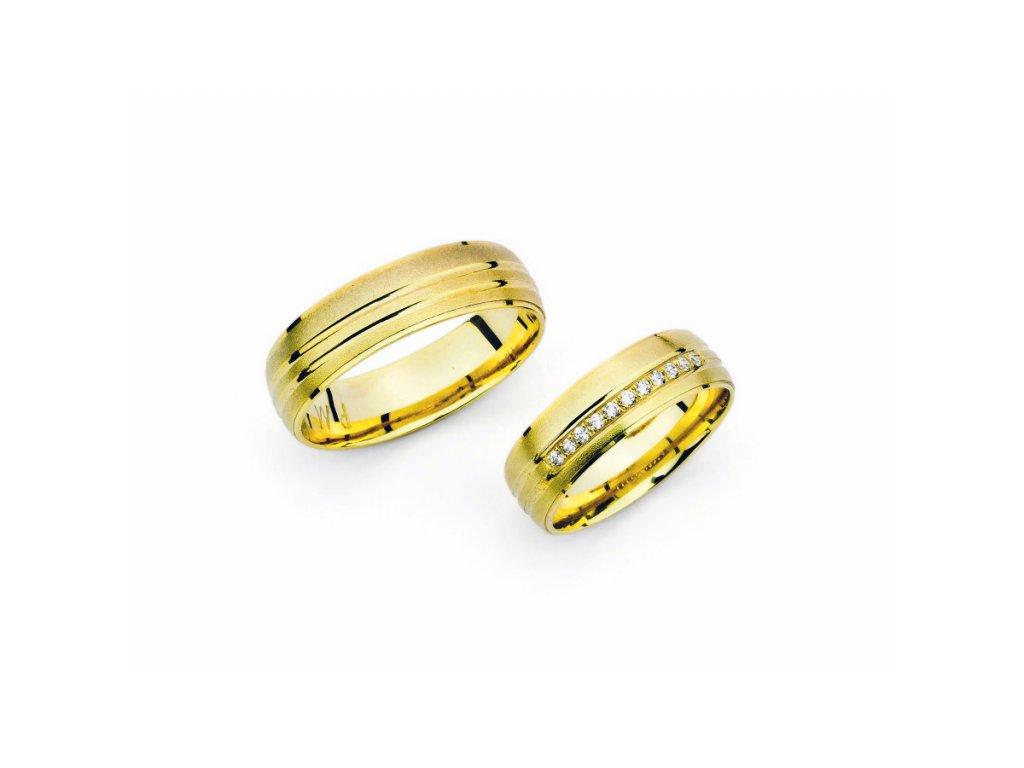 Snubní prsteny PM6317