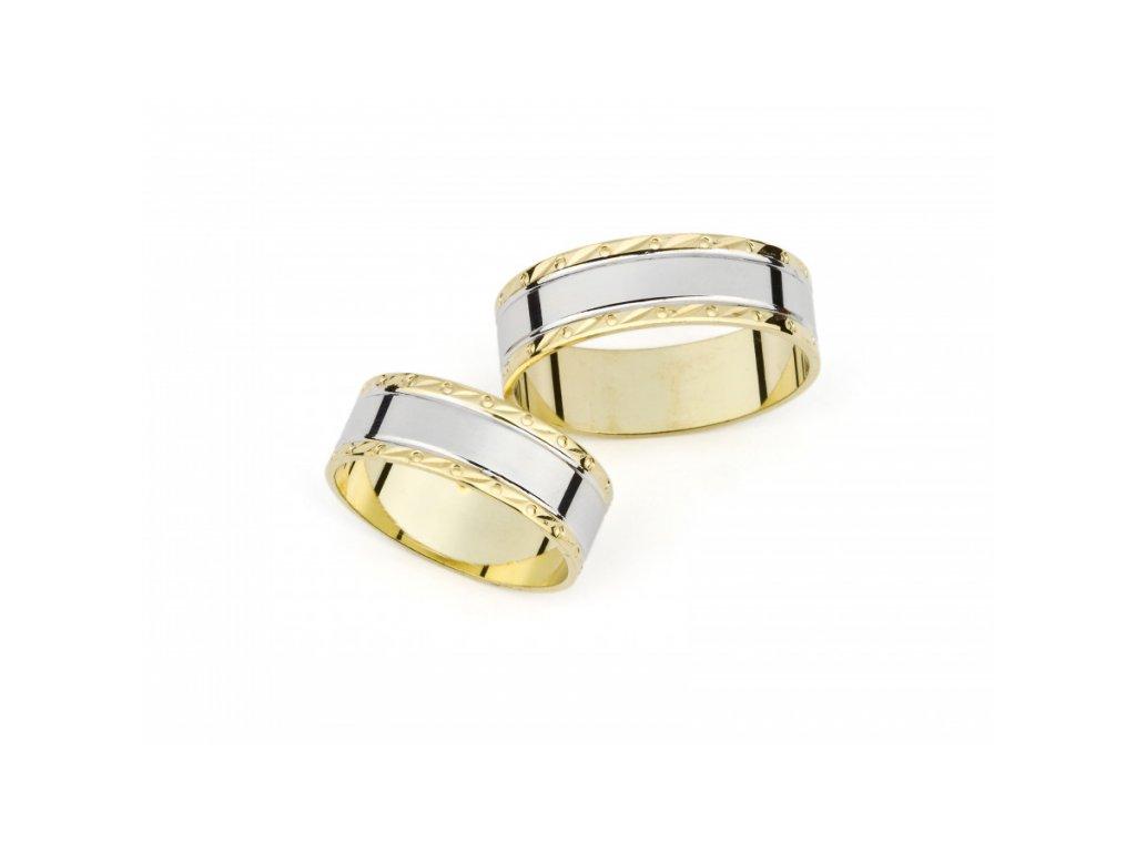 Snubní prsteny PM6327