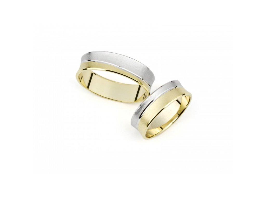 Snubní prsteny PM6333