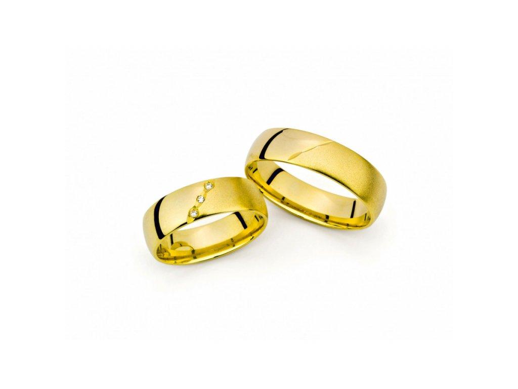 Snubní prsteny PM6345