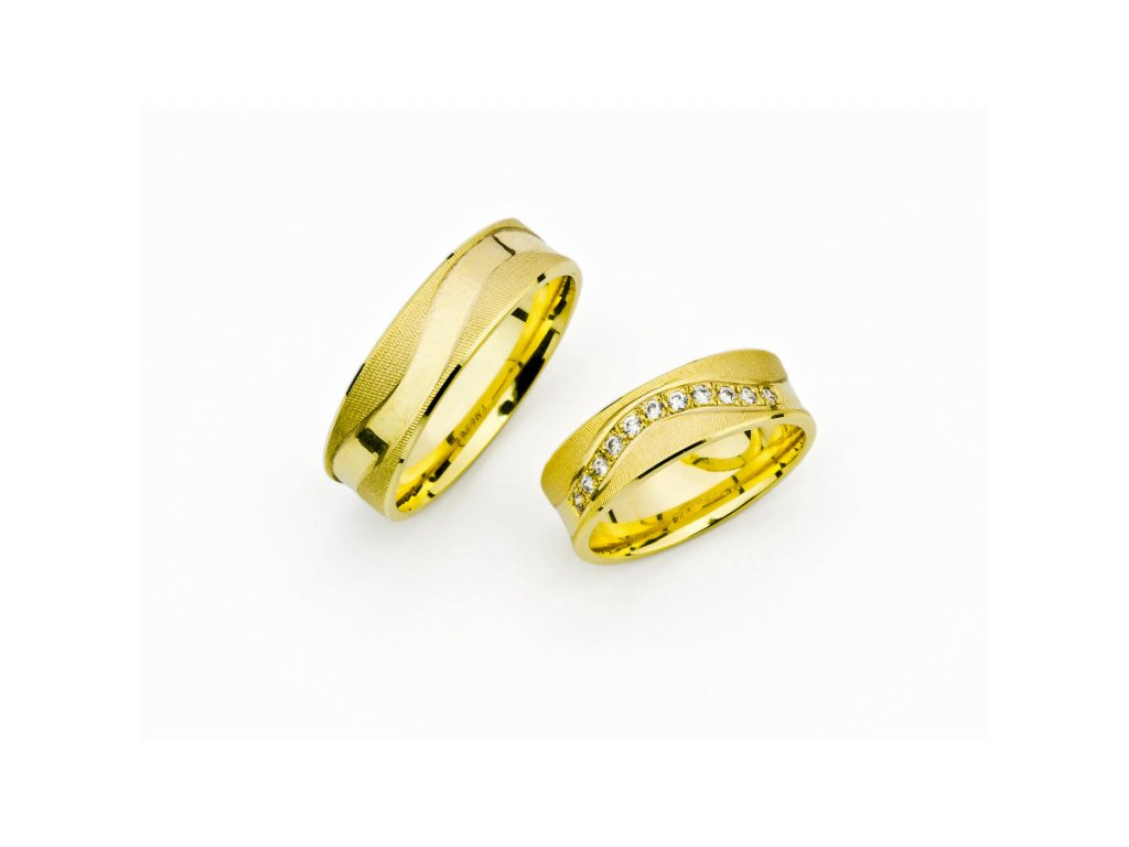 Snubní prsteny PM6366