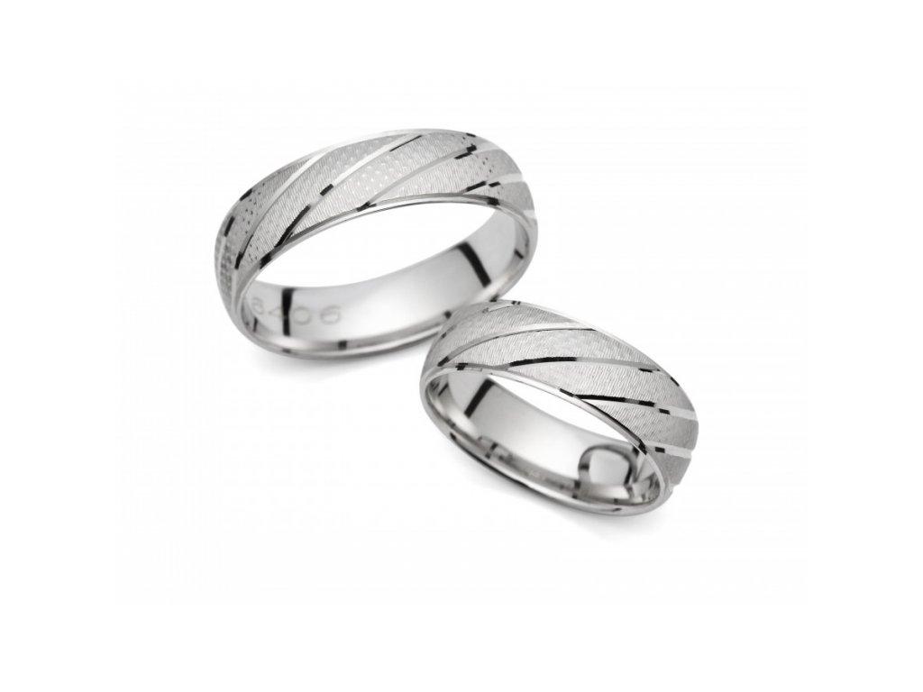 Snubní prsteny PM6406