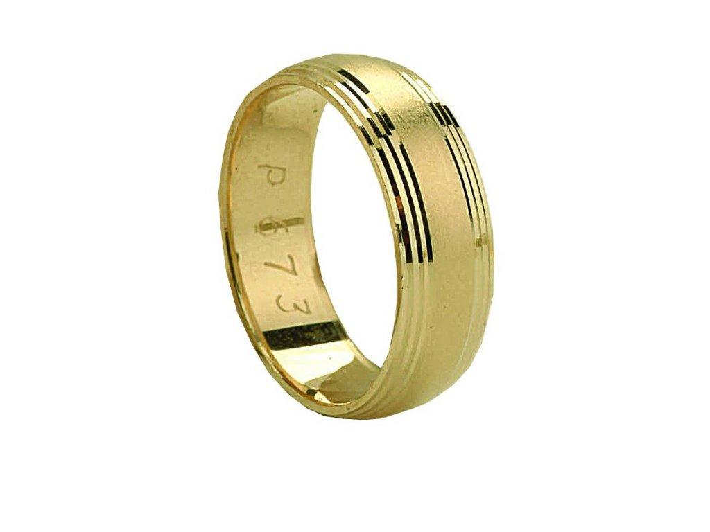 Snubní prsteny PM673