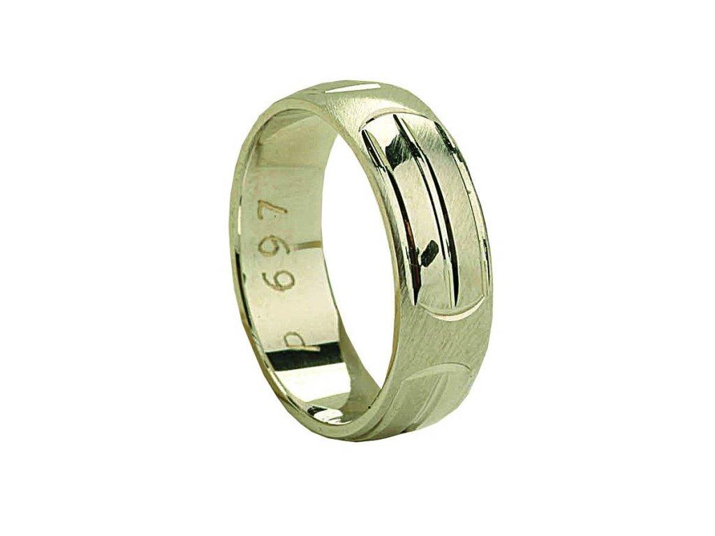 Snubní prsteny PM697