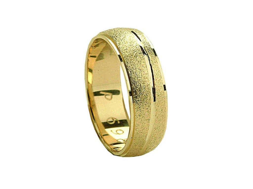 Snubní prsteny PM698