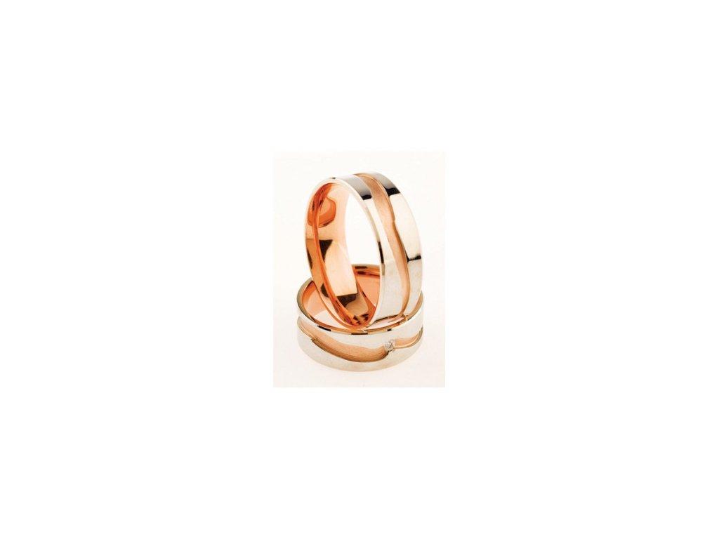 Snubní prsteny PM7002