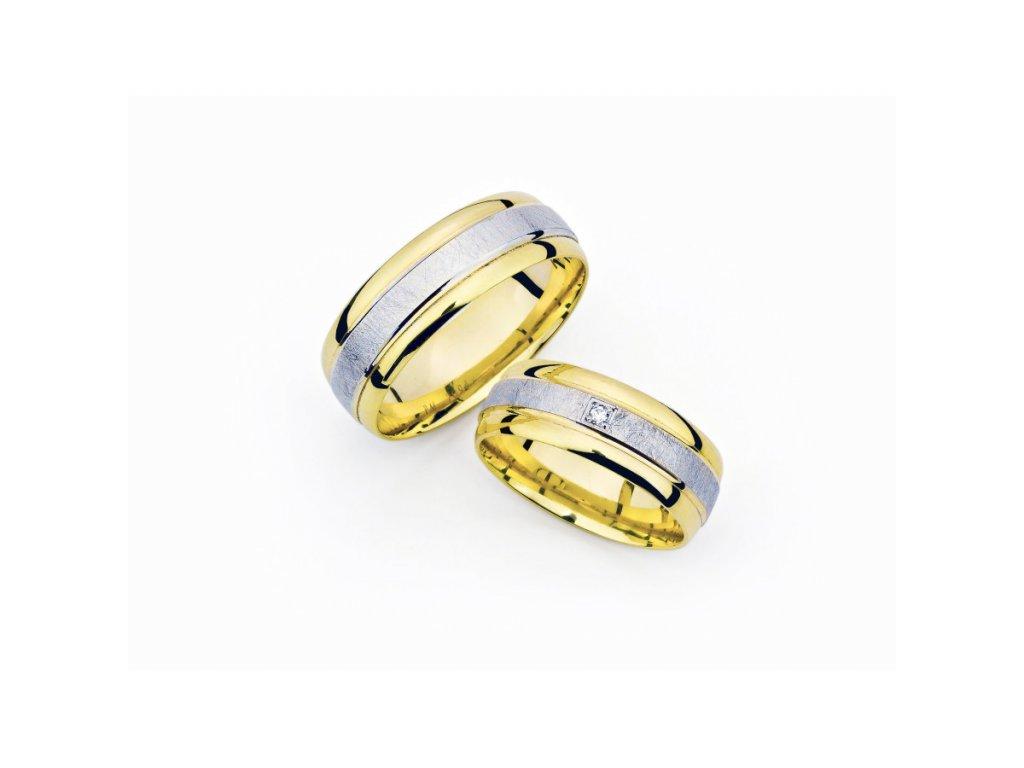 Snubní prsteny PM7094