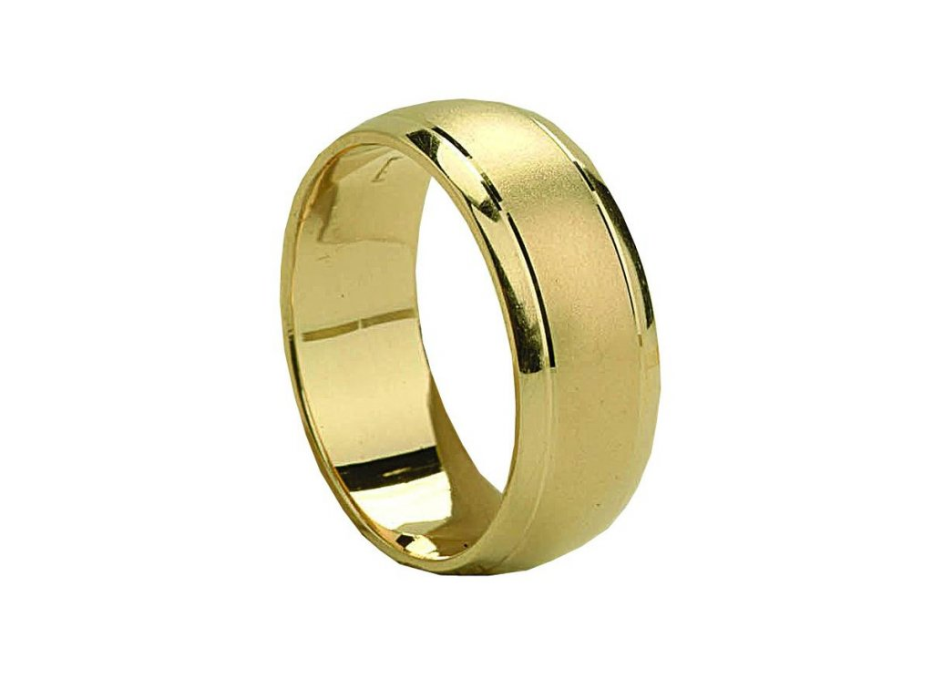 Snubní prsteny PM712