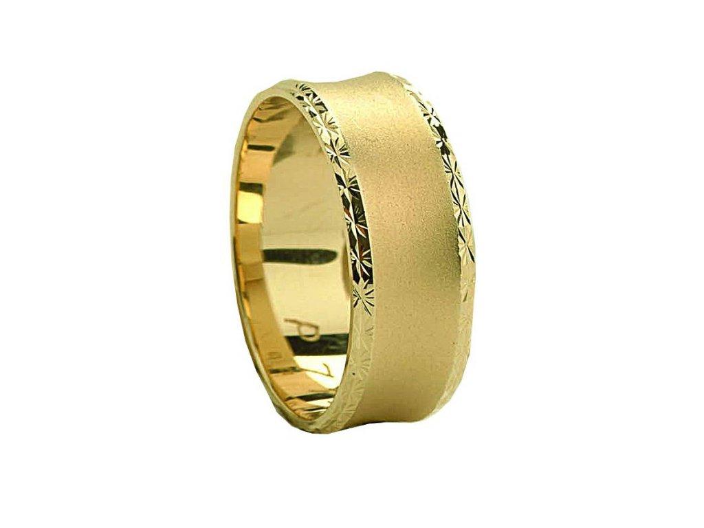 Snubní prsteny PM714