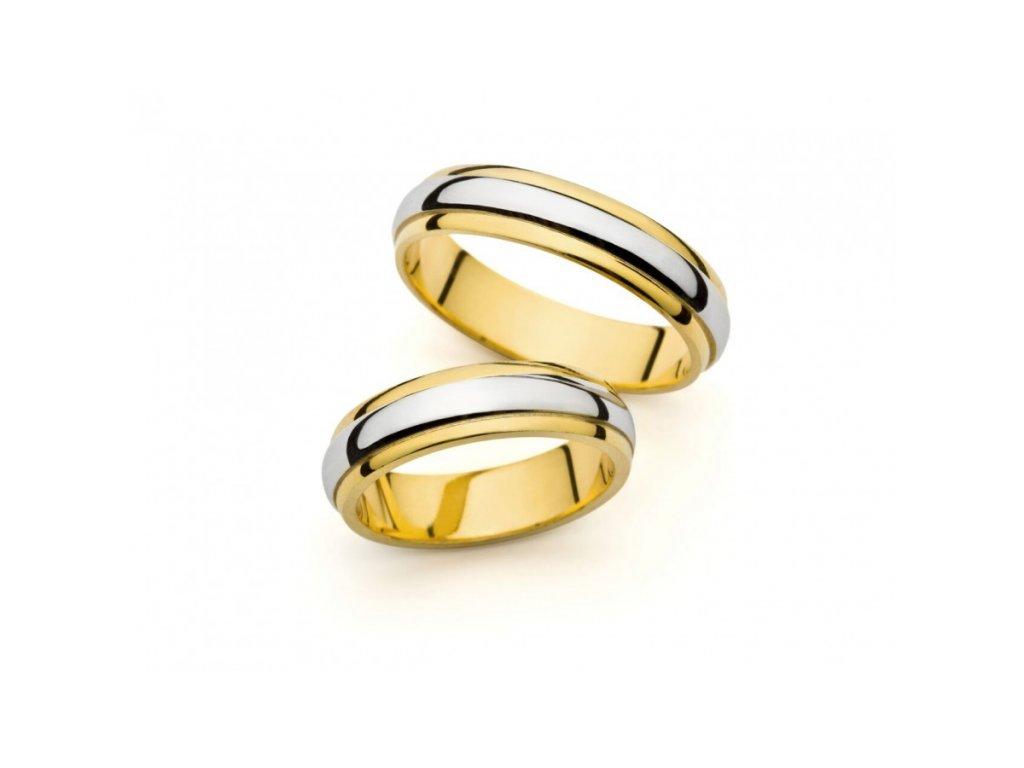 Snubní prsteny PM77