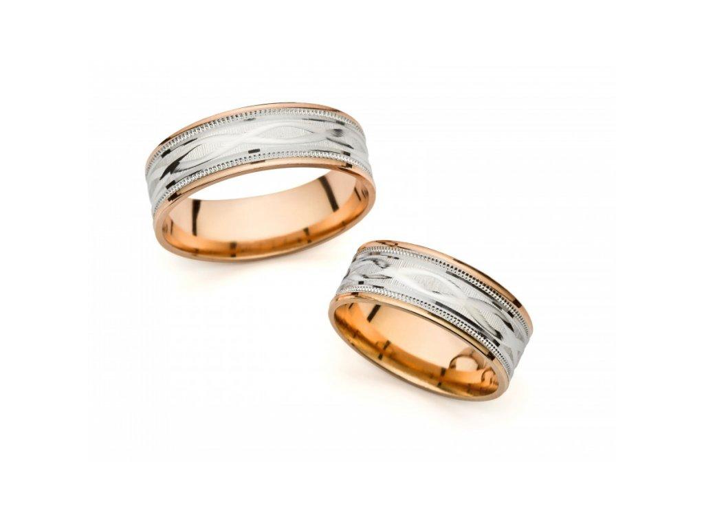 Snubní prsteny PM796