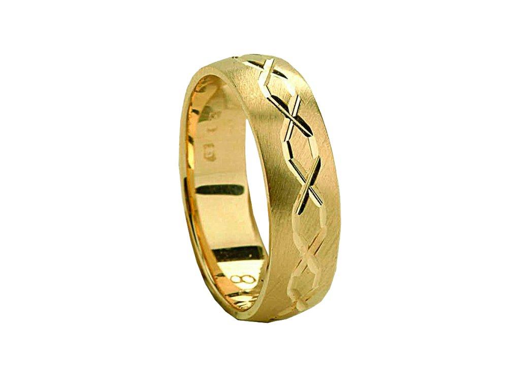 Snubní prsteny PM8