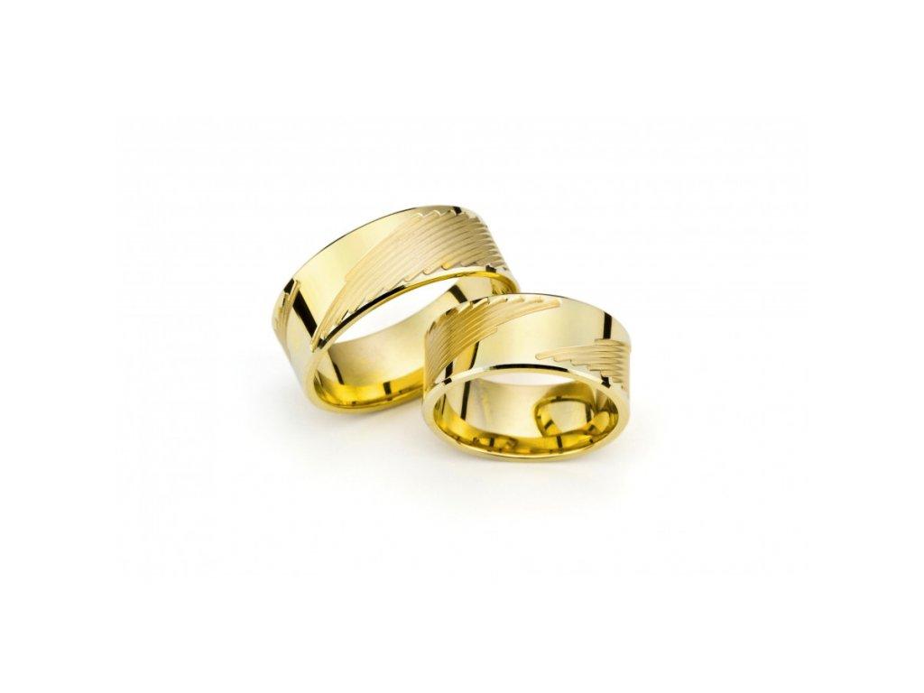 Snubní prsteny PM865