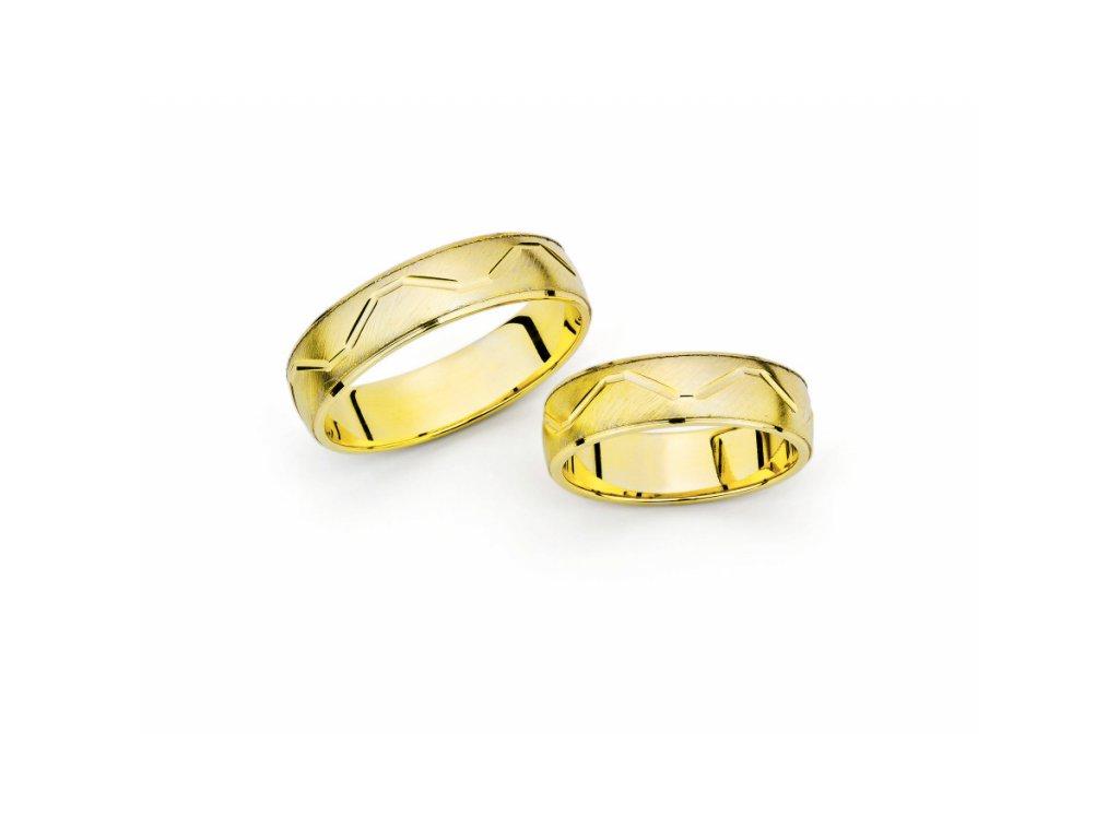 Snubní prsteny PM9