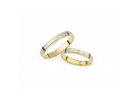 Snubní prsteny PM312