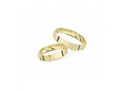 Snubní prsteny PM499