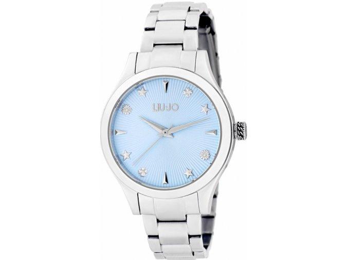 Dámské hodinky LIU JO TLJ1441 s modrým číselníkem