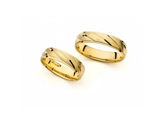 Snubní prsteny PM1052