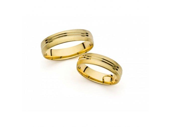 Snubní prsteny PM1095