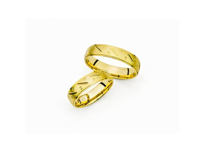 Snubní prsteny PM1126