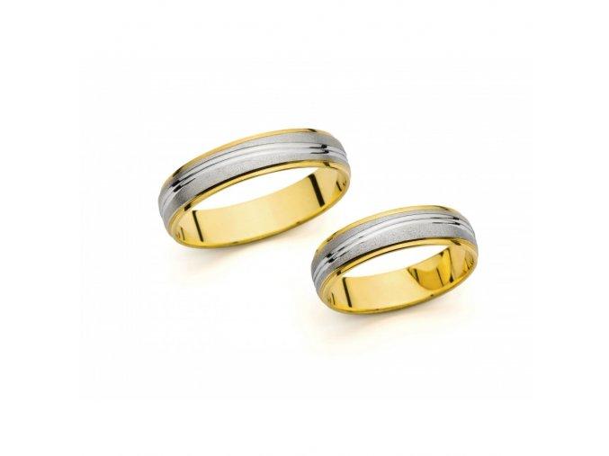 Snubní prsteny PM1153