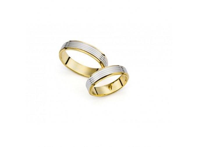 Snubní prsteny PM118