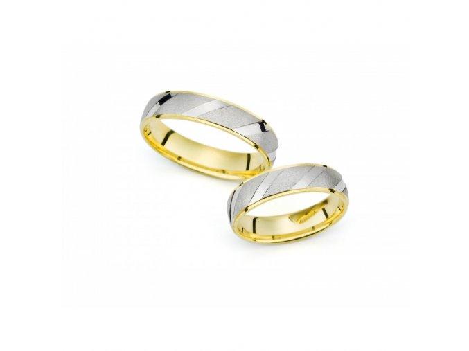 Snubní prsteny PM1194