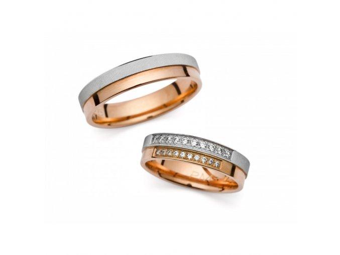 Snubní prsteny PM1365
