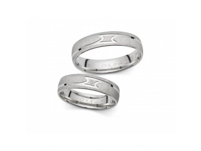 Snubní prsteny PM1376