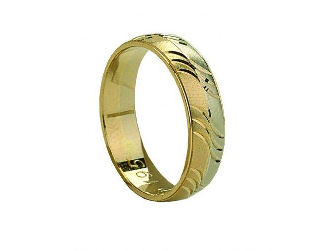 Snubní prsteny PM195