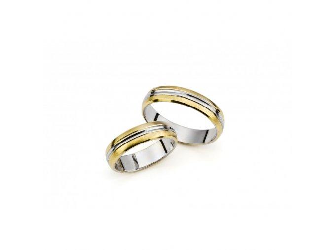 Snubní prsteny PM196
