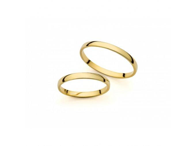 Snubní prsteny PM200
