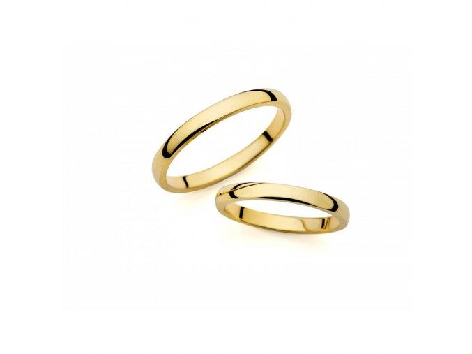 Snubní prsteny PM201
