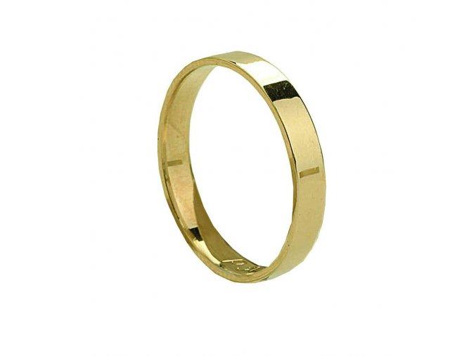 Snubní prsteny PM302