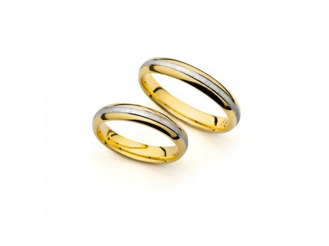 Snubní prsteny PM4017