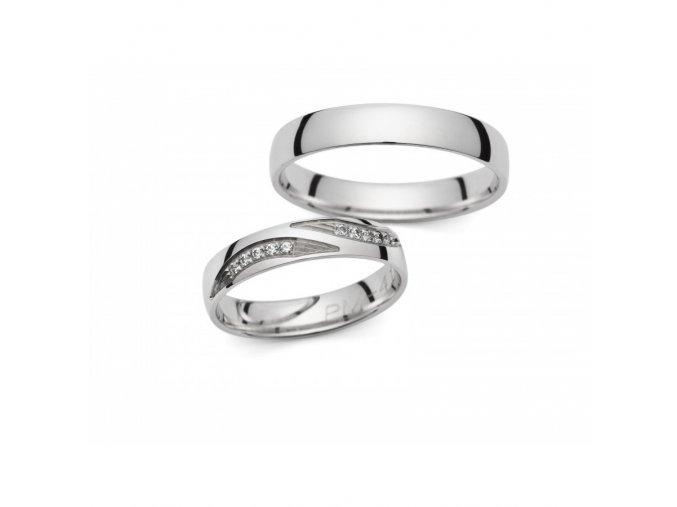 Snubní prsteny PM4148