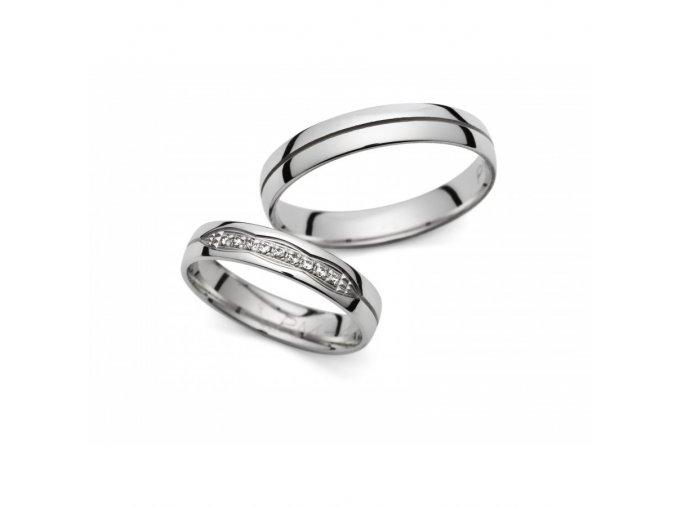 Snubní prsteny PM4156