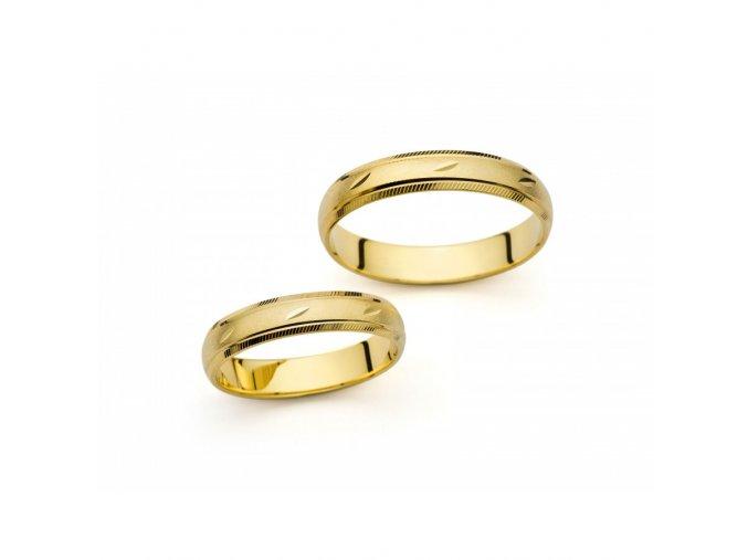 Snubní prsteny PM430