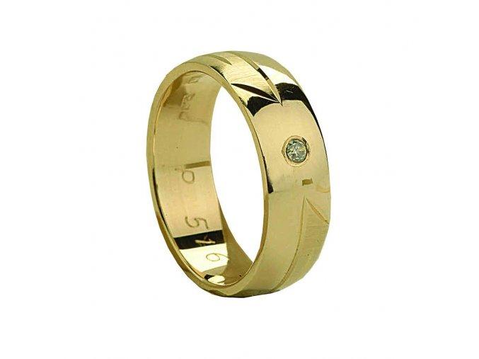Snubní prsteny PM516