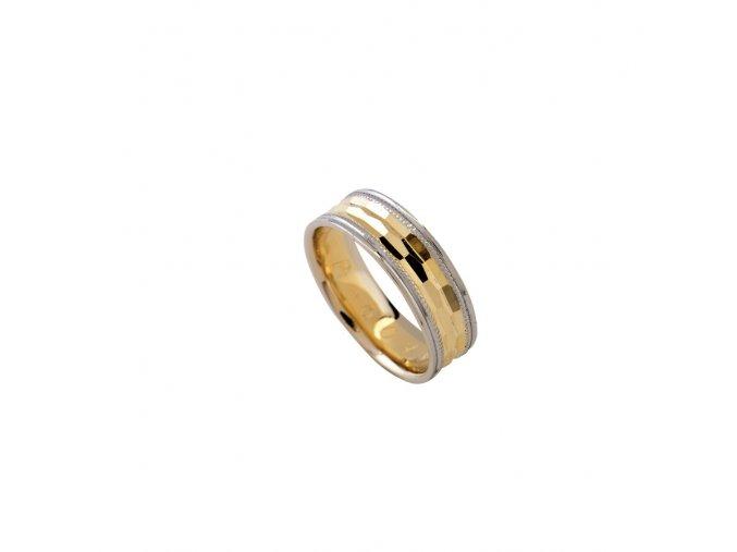 Snubní prsteny PM6043