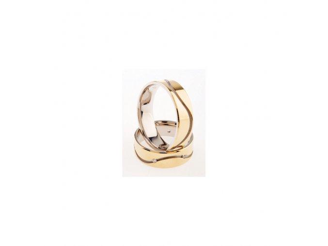 Snubní prsteny PM6084