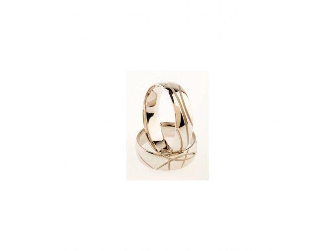 Snubní prsteny PM6087