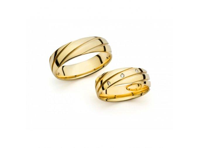 Snubní prsteny PM6220