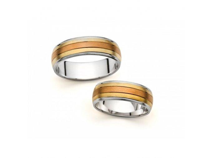 Snubní prsteny PM625