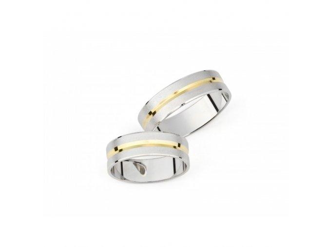 Snubní prsteny PM6301