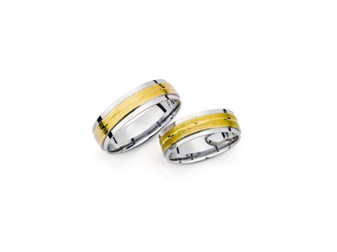 Snubní prsteny PM6304