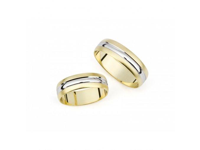 Snubní prsteny PM6328