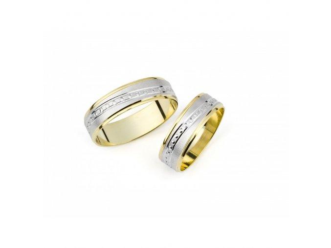 Snubní prsteny PM6329